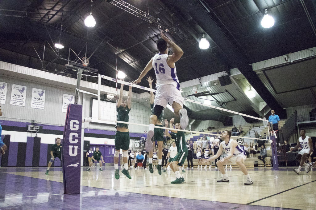 895703ba2 No. 14 GCU to host McKendree in MIVA playoffs - Grand Canyon ...
