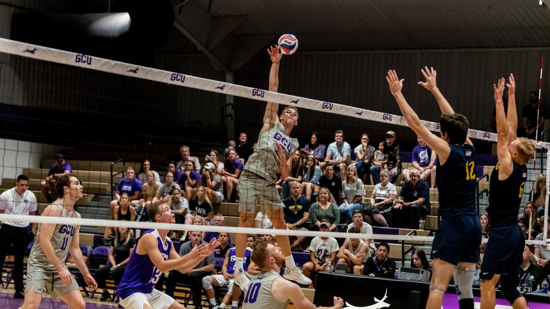 Men S Volleyball Grand Canyon University Athletics